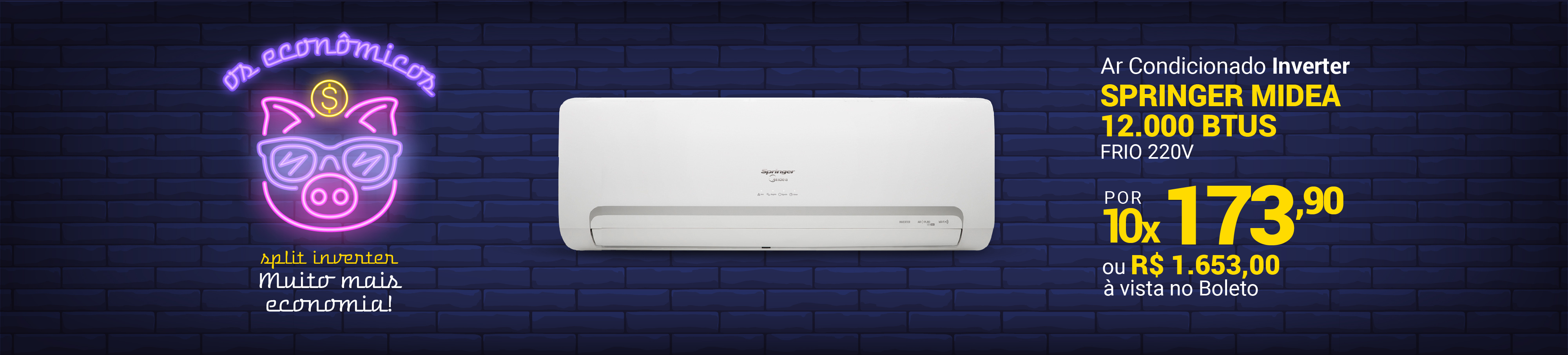 SP Midea 9k Inverter